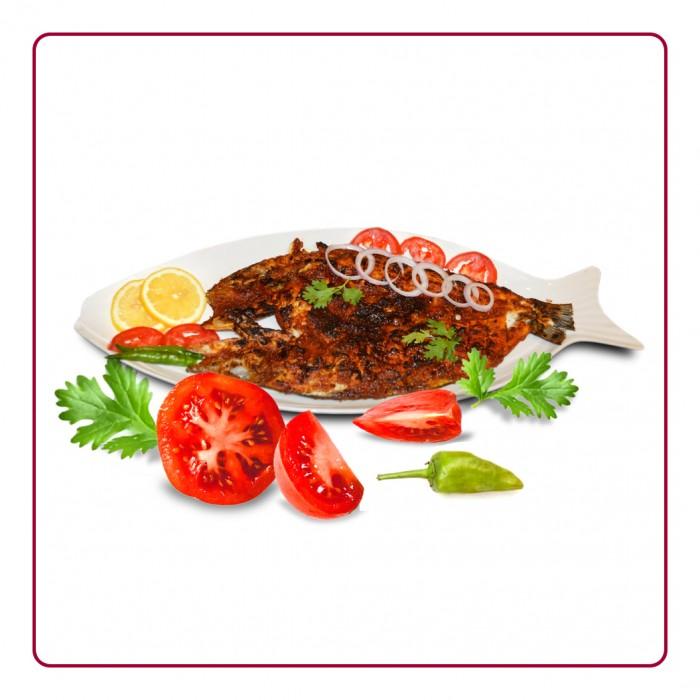 Sea Bass BBQ